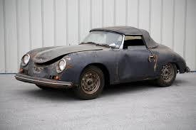 porsche speedster for sale before 1959 porsche 356 a convertible d skunk river restorations