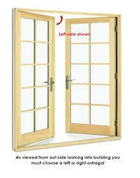 Patio Door Weather Stripping Semco Semco Hinged Patio Doors Semco Hinged Patio Door Weather