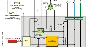 wiring diagram kelistrikan ac split wiring wiring diagrams