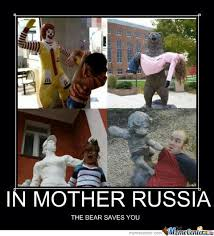 Meme Mother - in mother russia again by recyclebin meme center