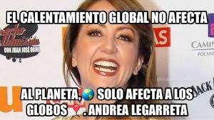 Meme Andrea - los memes de andrea legarreta por su comentario sobre el dólar tiempo