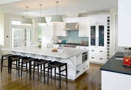 ideas for new kitchens center island designs for kitchens