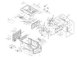repair parts for the ridgid model of25135cw portable air