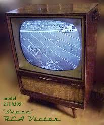 rca victor tv cabinet value tv sets