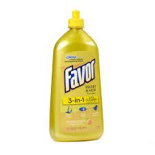 Floor Mops At Walmart by Favor 3 In 1 Floor Cleaner 27 Ounces Walmart Com