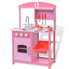 gioco cucina vidaxl cucina giocattolo giochi gioco bambini bimbi in legno