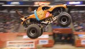 monster truck jam youtube monster truck scooby doo youtube