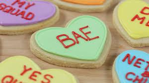 valentines cookies valentines heart cookies