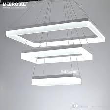 Rectangle Pendant Light Lighting Rectangle Ceiling Light Fixtures Discount Modern Led