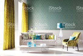 contemporary livingroom furniture home interior of a contemporary living room with furniture stock