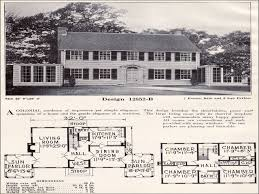 colonial revival floor plans type on lined paper data quality