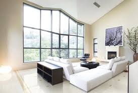 simple living room without tv interior design