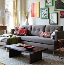 Handy Living Sofa Magnificent Dark Gray Sofa With Handy Living Chesterfield Grey