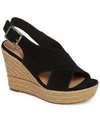 ugg platform sandals sale lyst shop s ugg wedges from 54