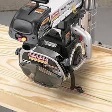 Craftsman Radial Arm Saw Table Craftsman 3 Hp 10