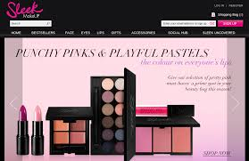 more information about sleek make up