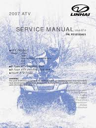 download linhai atv service manual docshare tips
