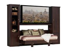 Twin Wall Bed Burkeville Entertainment Center Wall Bed