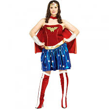 Halloween Costumes For Girls Size 14 16 Rubies Wonder Woman Costume Size 14 16 Shoptv