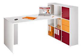 bureau avec rangement intégré bureau avec rangements colorés intégrés homeoffice 9 cases maxiburo