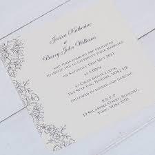 Rustic Vintage Wedding Invitations Vintage Lace U0027 Wedding Invitations By Beautiful Day