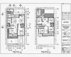 Fort Drum Housing Floor Plans 50 Contoh Gambar Denah Rumah Minimalis Home Design Pinterest