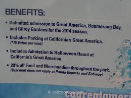 Great America Halloween Haunt by Great America 2014 Season Pass
