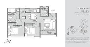 azure floor plan godrej azure check property review price