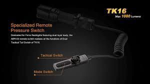 Fenix Lights Fenix Digital Tk16 Led Tactical Flashlight Fenix Tactical Led