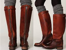 womens boots zip up back ash destroyer boots womens distressed boots womens boots