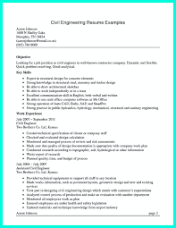 programming resume examples resume sample for civil engineer resume for your job application there are so many civil engineering resume samples you can download one of good and