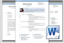 Professional Resume Template Word Resume Template In Word 2010 Resume Templates Microsoft Word 2010