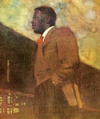 jackie robinson portrait by bernie fuchs sports art pinterest