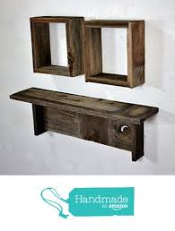 Wall Shelves Amazon by 69 Best Reclaimed Wood Wall Shelves Images On Pinterest Wall