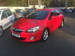 used vauxhall astra 2009 for sale motors co uk
