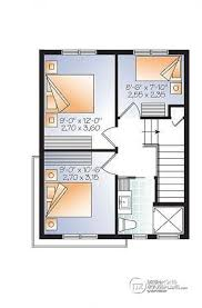 house plans contemporary house plan w1701 detail from drummondhouseplans
