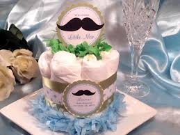 cake centerpiece baby shower mustache moustache cake centerpiece