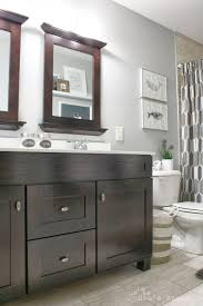 For The Bathroom Sherwin Williams The Boys Bathroom Room Reveal U2014 Interiors By Sarah Langtry