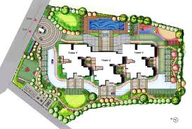 site plan site plan fortius waterscape bangalore