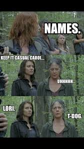 The Walking Dead T Dog Meme - luxury 105 best the walking dead memes images on pinterest