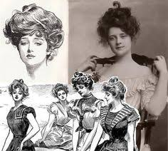 women u0027s hairstyles from the early 1900s part ii historical