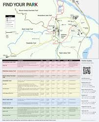 First Landing State Park Trail Map by Denali Maps Npmaps Com Just Free Maps Period