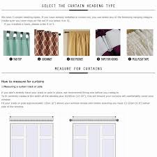 color of 16 home fashion window treatment thermal insulated solid