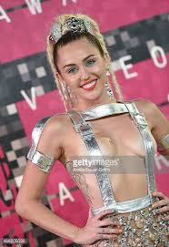 miley cyrus tattoos stock photos and pictures getty images