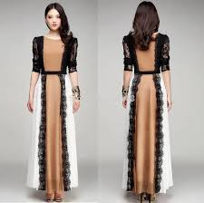 maxi dress with sleeves 2014 model sleeve length special occasion formal