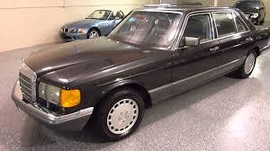 1991 mercedes benz 420sel 4dr sedan 2273 plymouth mi 48170