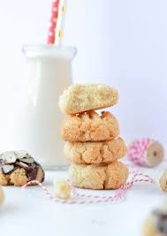 low carb shortbread cookies vegan gluten free sweetashoney