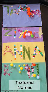 180 best name activities and crafts images on