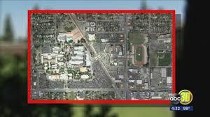 Fresno City College Map Fresno City College Abc30 Com