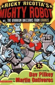 ricky ricotta ricky ricotta s mighty robot vs the uranium unicorns from uranus